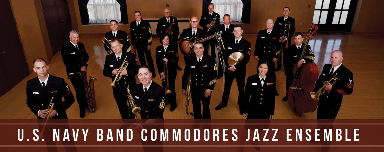 Commodores Jazz Ensemble