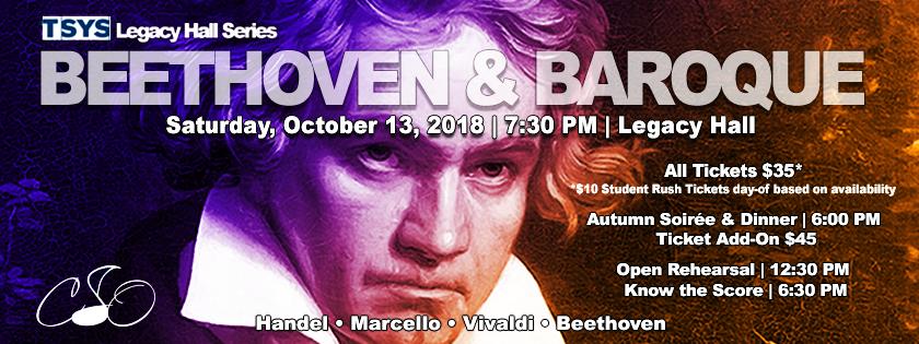 Beethoven & Baroque