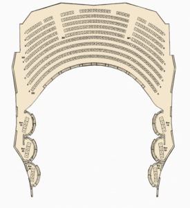 Chart Balcony Chart1mezzanine Chart1orchestra