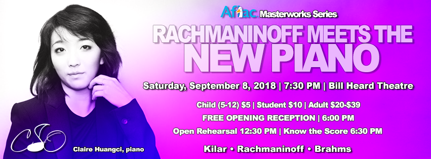 Rachmaninoff - New Piano