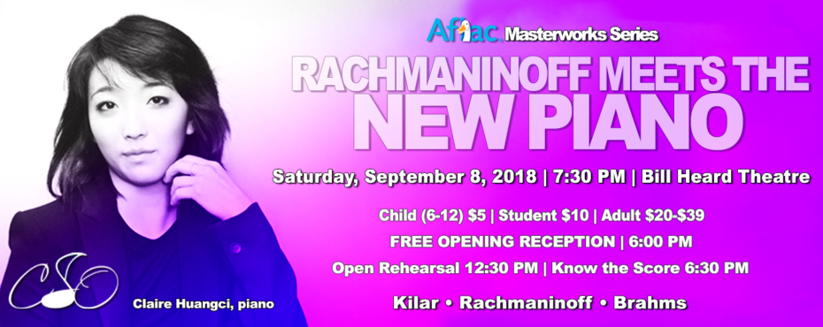 CSO: Rachmaninoff Meets the New Piano