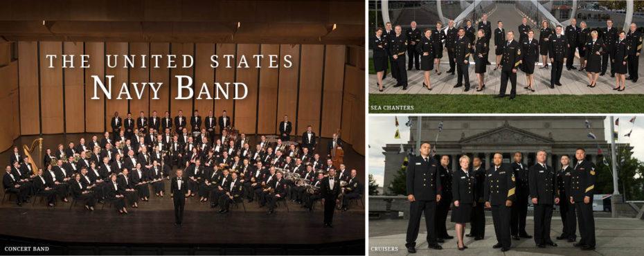 U.S. Navy Bands