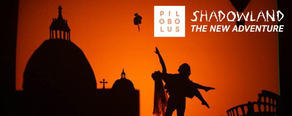 Pilobolus: Shadowland The New Adventure