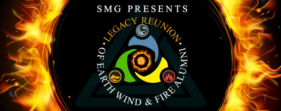 SMG Presents Legacy Reunion of Earth Wind & Fire Alumni