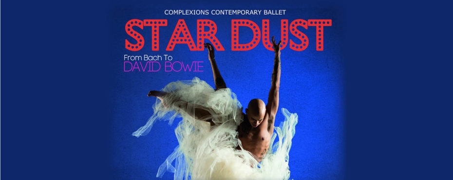 RESCHEDULED: Complexions Contemporary Ballet: Bach to Bowie