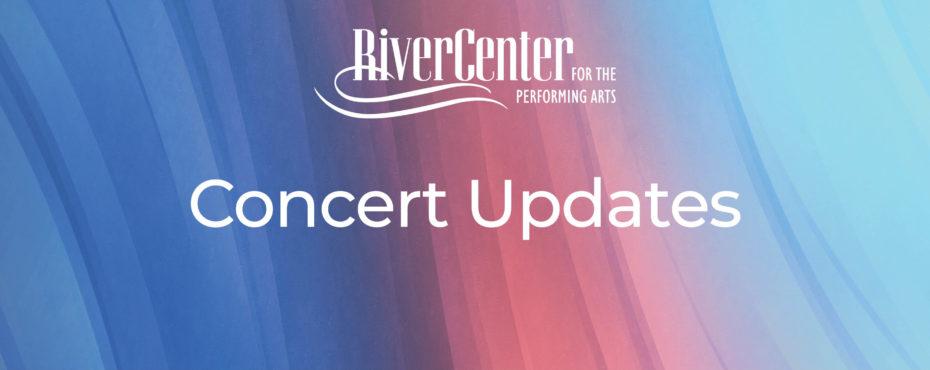 Concert Updates