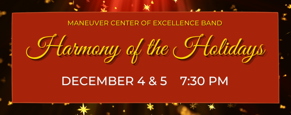 MCoE Holiday Concert