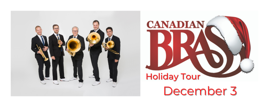 Canadian Brass Holiday Tour