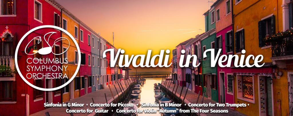 CSO: Vivaldi in Venice
